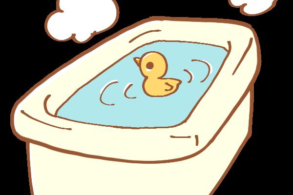 お風呂の効果についてのお話